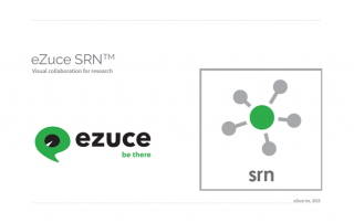 eZuce SRN research network video conferencing collaboration