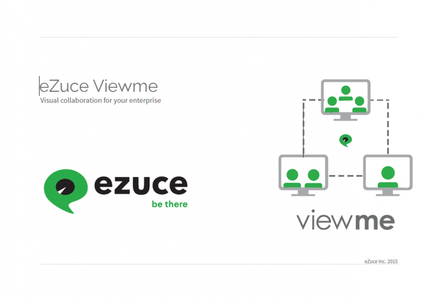 Visual Collaboration – eZuce Viewme
