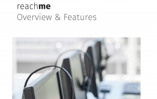 Reachme Contact Center Features