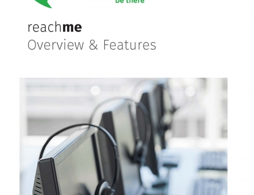 Reachme Contact Center Full Feature Description