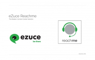 Reachme contact center brochure