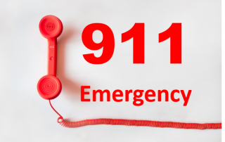 E911 emergency call