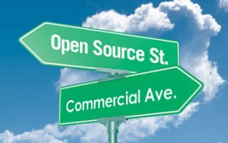 open source vs commercial unified communications