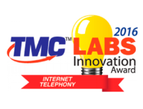 eZuce wins 2016 INTERNET TELEPHONY TMC Labs Innovation Award