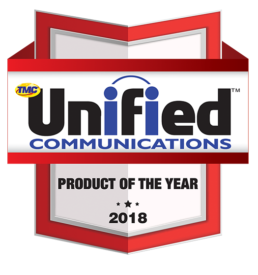 eZuce Receives 2018 Unified Communications Product of the Year Award