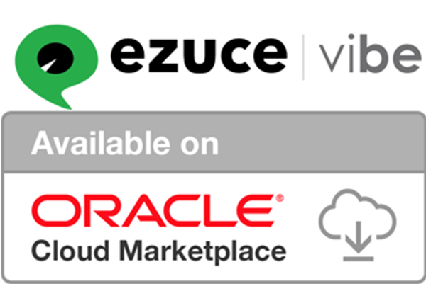 eZuce Vibe is Powered by Oracle Cloud and Now Available in the Oracle Cloud Marketplace